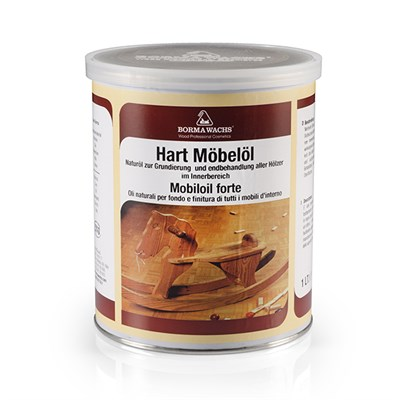 Масло для мебели Mobiloil Forte - фото 5123