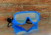 Защитные очки с прямой вентиляцией закрытого типа СибрТех