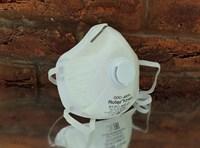 Фильтрующая маска-респиратор