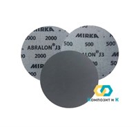 Abralon Mirka  для матирования и удаления мелких дефектов