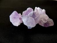 Аметист кристаллы