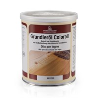 Масло-грунт GRUNDIEROIL COLOR OIL