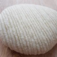 полировальный диск 150мм из натуральной овчины